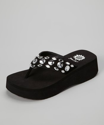 Black Marketa Sandal - Women