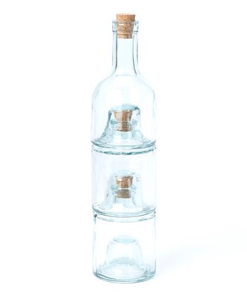 Stacking Bottle - Set of Three