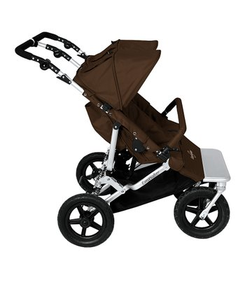 Brown DUO Base Stroller