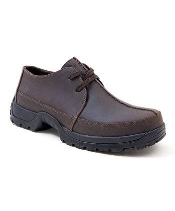 Brown Performance Lite Lace Up - Men