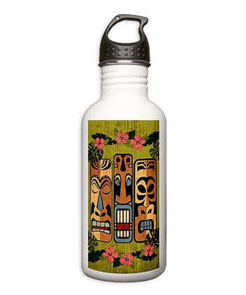 Tiki Party 34-Oz. Water Bottle