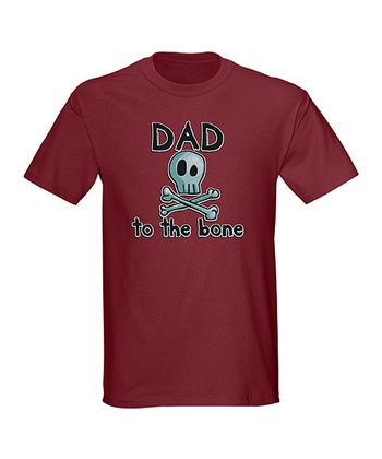 Cardinal 'Dad to the Bone' Tee - Men
