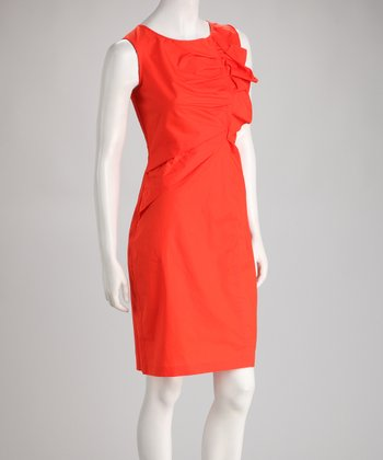 Poppy Ruffle Dress