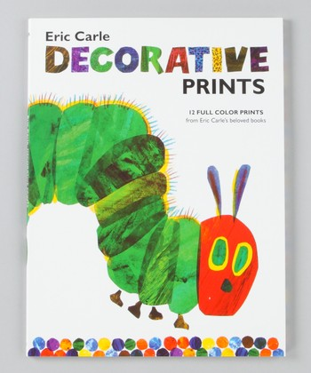 Eric Carle Decorative Print Set