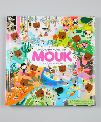 Around the World With Mouk Hardcover