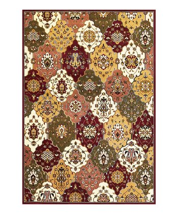 Jeweltone Cambridge Panel Rug