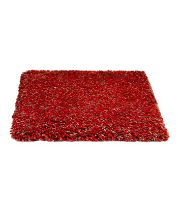 Red Heather Bliss Rug