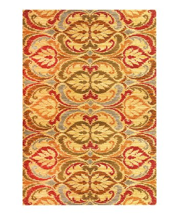 Gold Firenze Lifestyle Rug
