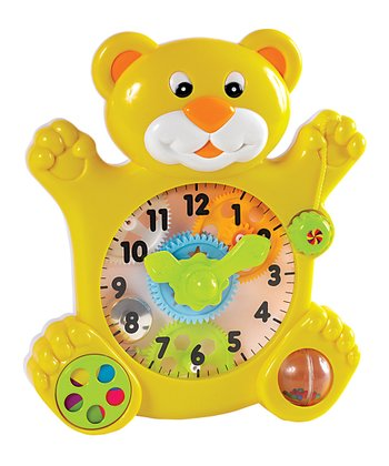 My Beary Time Clock