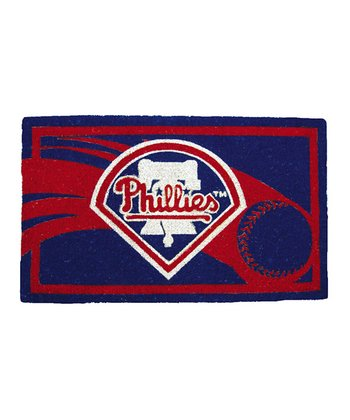 Philadelphia Phillies Welcome Mat