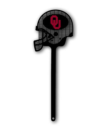 Oklahoma Helmet Flyswatter - Set of Two