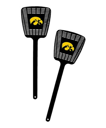 Iowa Flyswatter - Set of Four