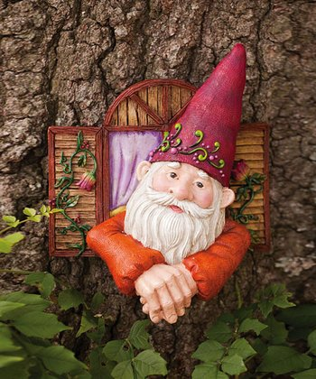 Gnome at Home Wall Art