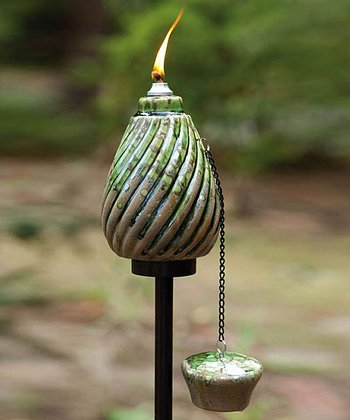 Green Ceramic Torch Set