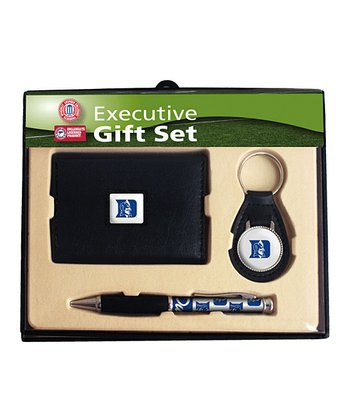 Duke Tri-Fold Wallet Gift Set