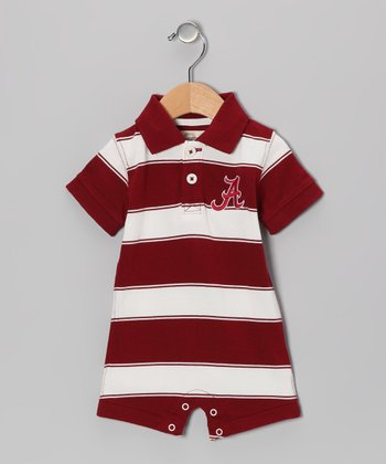 Cardinal Alabama Tyler Romper - Infant