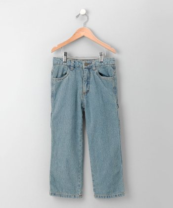 Light Denim Carpenter Jean