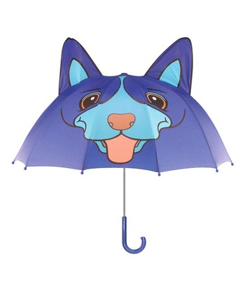 Blue Dog Umbrella