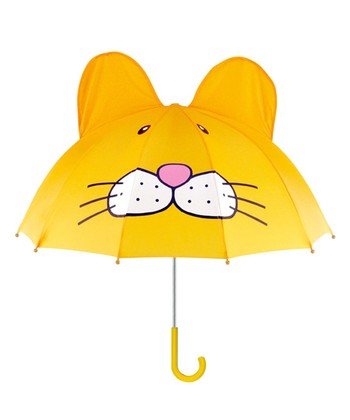 Yellow Lion Umbrella