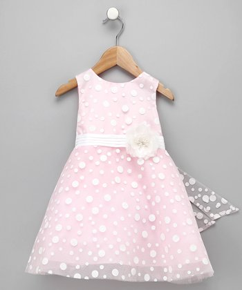 Dorissa - Pink Stephanie Dress 4T
