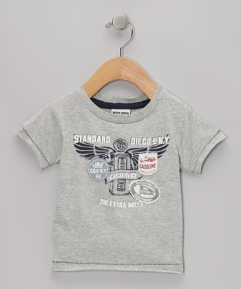 Gray Cars Tee - Infant, Toddler & Boys
