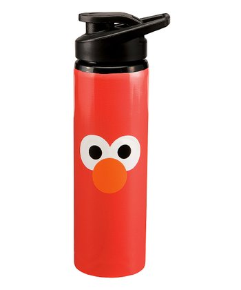 Red Elmo Water Bottle