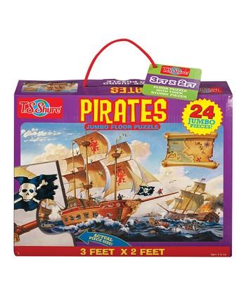 Pirates Jumbo Floor Puzzle