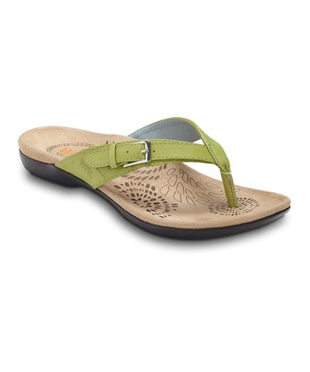 Apple Restore Leather Sandal