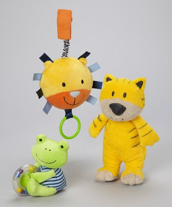 Jungle Toy Gift Set