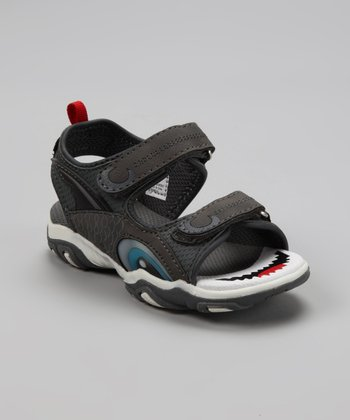 Gray Shark Tommy-C Sandal