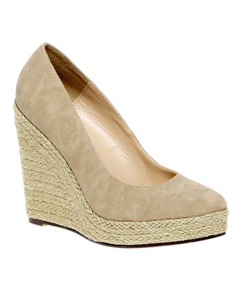 Natural Anabel Espadrille