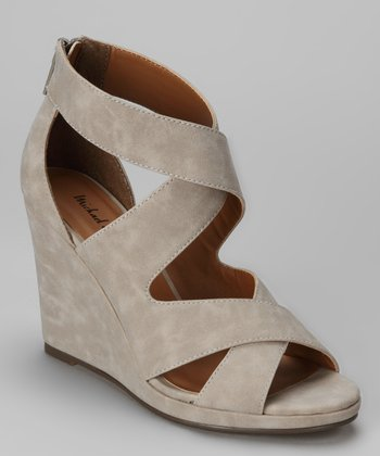 Stone Gracey Wedge Sandal