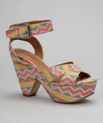 Gray Rupert-Can Sandal