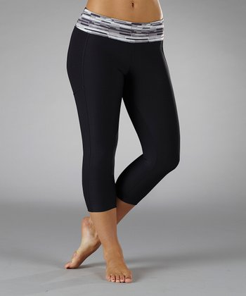 Carbon Solar Ultimatum Cropped Pants