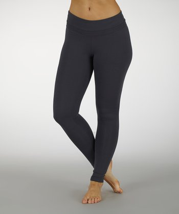 Carbon Platinum Performance Leggings