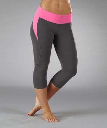 Sugar Ray Lightning Cropped Leggings