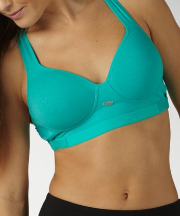 Cerulean Smooth Shaping Uplift Sports Bra
