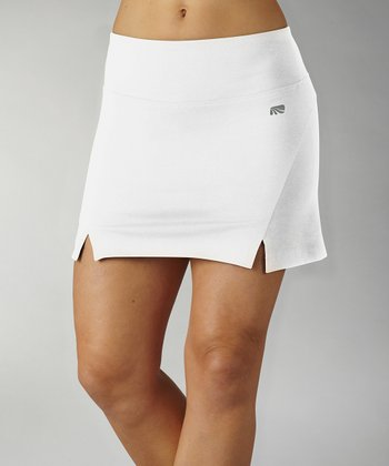 White Magic Essential Tummy Control Skort