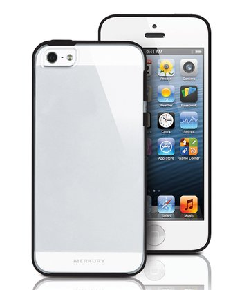 Black & Clear Case for iPhone 5