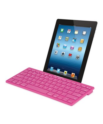 Pink Bluetooth Keyboard