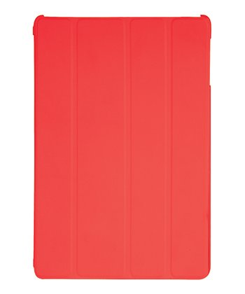Red Smart Folio for iPad mini