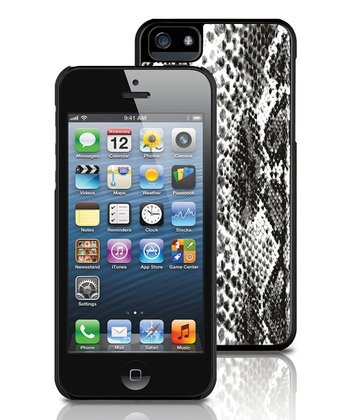 Black Python Case for iPhone 5