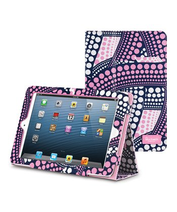 Purple & Pink iPad Mini Sleeve