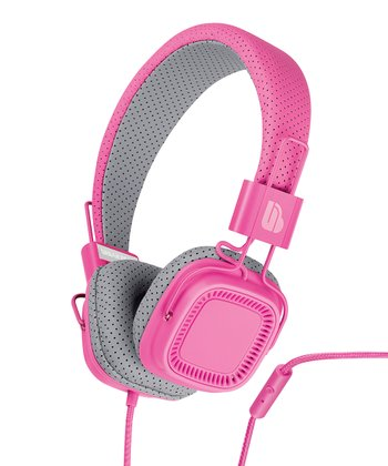 Pink Verse Headphones