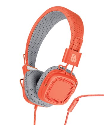 Orange Verse Headphones