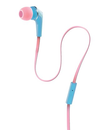 Blue & Orange Urban Beatz Equinox Earbuds