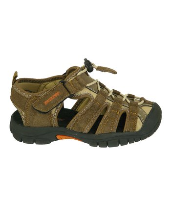 Brown Congo Sandal - Kids