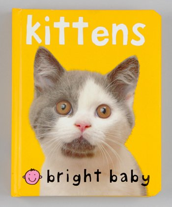 Bright Baby: Kittens Padded Board Book