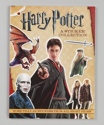 Harry Potter Sticker Book Collection Paperback