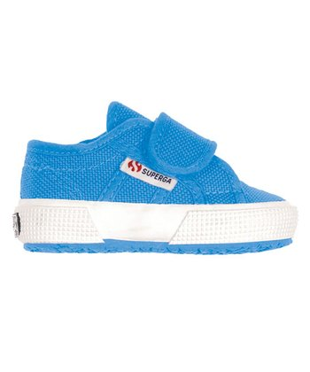 Electric Blue Velcro 2750 Classic Sneaker - Infant & Toddler